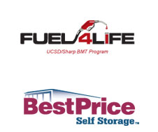 Fuel4Life and Price Self Storage brand design by Crittenden Creative, Inc. (CCI) San Diego